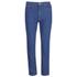 A.P.C. Women's Droit Jeans - Indigo: Image 1