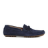H Shoes by Hudson Men's Felipe Suede Driving Shoes - Navy: Image 1