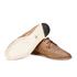 Hudson London Men's Barra Woven Leather Shoes - Tan: Image 6