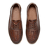 Hudson London Men's Anfa Leather Shoes - Cognac: Image 2