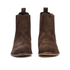 H Shoes by Hudson Men's Watts Suede Chelsea Boots - Brown: Image 4