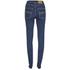 Nudie Jeans Women's Pipe Led Skinny Jeans - Night Shadow: Image 2