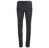 Nudie Jeans Women's Skinny Lin 'Skinny/Curved Waist' Jeans - Used Black: Image 2