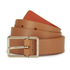 Paul Smith Accessories Women's Leather Contrast Belt - Orange: Image 1