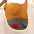 Paul Smith Accessories Women's Medium Leather Hobo Bag - Cream: Image 4
