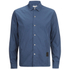 Cheap Monday Men's Coach Nylon Jacket - Daft Blue: Image 1