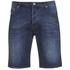 Cheap Monday Men's Line Denim Shorts - Echo: Image 1
