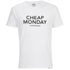 Cheap Monday Men's Standard Logo T-Shirt - White: Image 1