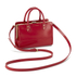 Lulu Guinness Women's Mini Daphne Polished Leather Crossbody Bag - Red: Image 3
