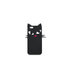 Lulu Guinness Women's Kooky Cat iPhone 6 Case - Black: Image 1