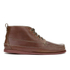 G.H. Bass & Co. Men's Camp Moc Ranger Pull Up Leather Boots - Mid Brown: Image 1