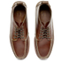 G.H. Bass & Co. Men's Camp Moc Ranger Pull Up Leather Boots - Mid Brown: Image 2