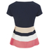 HUGO Women's Serrela Top - Navy: Image 2