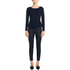 HUGO Women's Scilly Knitted Jumper - Navy: Image 2