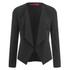 HUGO Women's Amalys Smart Jacket - Black: Image 1