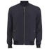 Versace Collection Men's Zipped Jacket - Navy: Image 1