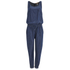 BOSS Orange Women's Adenny Jumpsuit - Dark Blue: Image 1