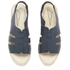 Prism Women's Palawan Tie Front Sandals - Marine: Image 2