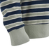 OBEY Clothing Men's Cypress Park Crew Sweatshirt - Navy/Green: Image 4