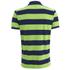 GANT Men's Barstripe Pique Rugger Polo Shirt - Jasmine Green: Image 2