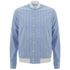 GANT Rugger Men's Windblown Oxford Shirt - Sea Blue: Image 1