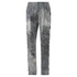 KENZO Women's Sand Silk Trousers - Anthracite: Image 2