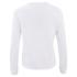 KENZO Women's Cactus Brushed Molleton Logo Sweatshirt - White: Image 3