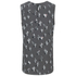KENZO Women's Cartoon Cactus Sleeveless Top - Anthracite: Image 3