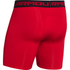Under Armour Mens Heatgear Compression Shorts – Red : Image 2