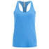 Under Armour Womens HeatGear Armour Tank Top – Blue: Image 1
