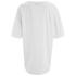 OBEY Clothing Women's Rue De La Ruine Orwell Tunic T-Shirt - White: Image 3