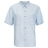 OBEY Clothing Women's St Gilles Short Sleeve Shirt - Chambray: Image 1