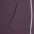 Soul Star Men's Berkley Zip Through Hoody - Burgundy: Image 3