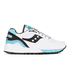 Saucony Shadow 6000 Trainers - White/Black: Image 1