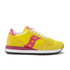 Saucony Women's Jazz Original Trainers - Yellow/Berry: Image 1