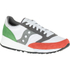 Saucony Men's Jazz 91 Trainers - White/Light Red/Green: Image 2