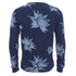 Scotch & Soda Men's Printed Sweatshirt - Blue: Image 2