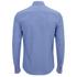 Scotch & Soda Men's Oxford One Pocket Shirt - Blue: Image 2