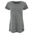 Superdry Women's Essential Rugged T-Shirt - Grey: Image 1