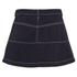 REDValentino Women's Mini Denim Skirt - Blue: Image 2