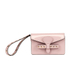 REDValentino Women's Wristlet Clutch Bag - Light Pink: Image 1