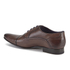 Ted Baker Men's Rogrr 2 Leather Toe-Cap Oxford Shoes - Brown: Image 4