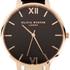 Olivia Burton Women's Burton Big Dial Watch - Black: Image 3