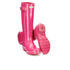 Hunter Women's Original Tall Gloss Wellies - Bright Cerise: Image 5