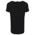 Helmut Lang Women's Cotton Cashmere Jersey Scoop Neck T-Shirt - Black: Image 2