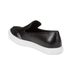 KENZO Women's K-Point Leather Slip-On Low Top Trainers - Black: Image 5