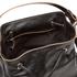 Coccinelle Women's Jessie Leather Bucket Bag - Black: Image 4
