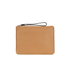 Coccinelle Women's Buste Leather Clutch Bag - Light Tan: Image 1
