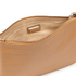Coccinelle Women's Buste Leather Clutch Bag - Light Tan: Image 4