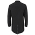 Luke Men's Nation Long Length Jacket - Jet Black: Image 2